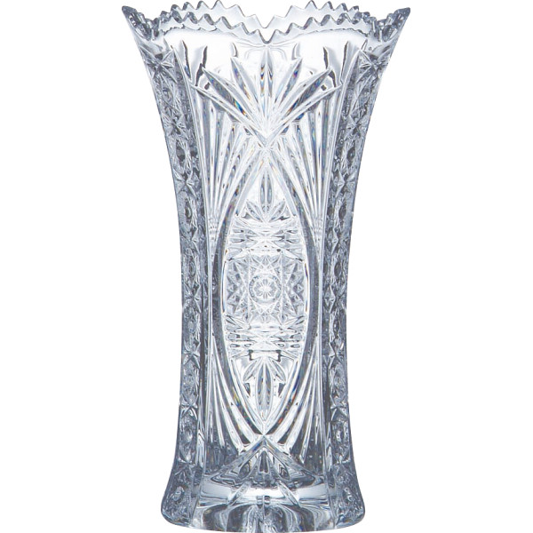 <シャディ> ラスカボヘミア シフロフ 花瓶画像