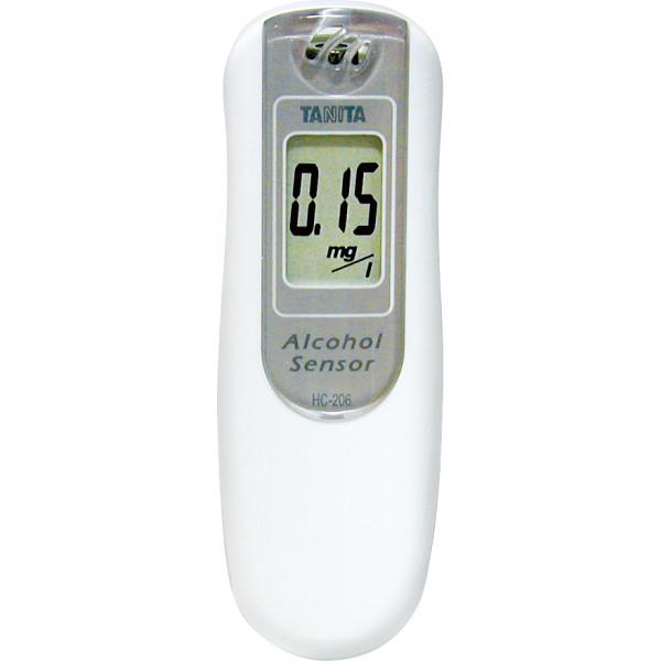 タニタ HC-206 アルコールセンサー はかりや はか …
