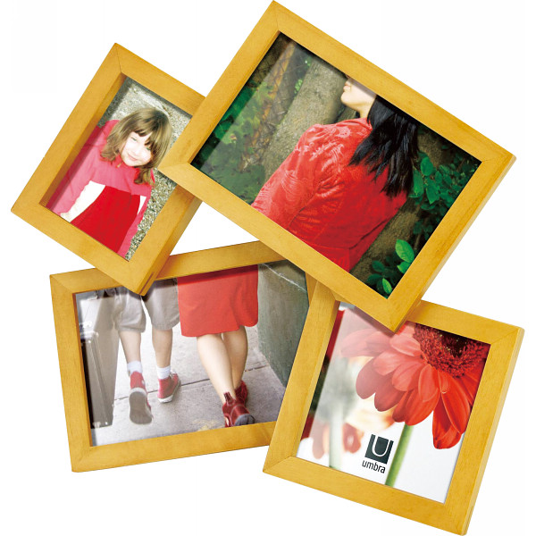 <シャディ> アンブラ モッシュマルチフレーム 4窓画像