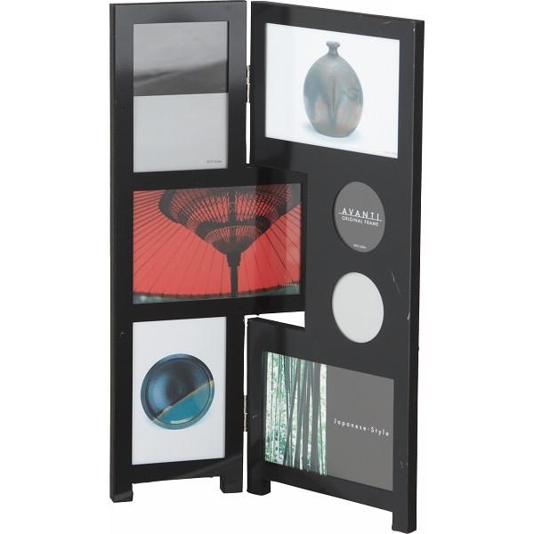 <シャディ> アバンティ メタルフォトフレーム 7窓画像