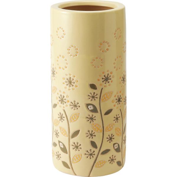 <シャディ> 陶器傘立 お花画像