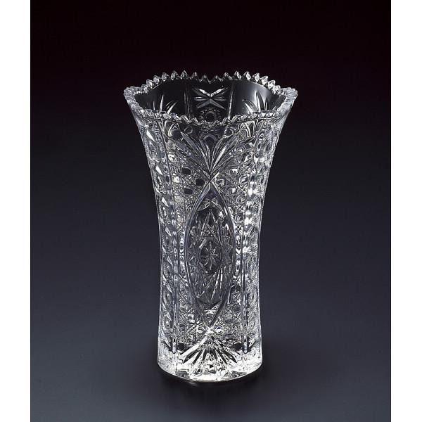 <シャディ> クリスタルダルク シェネ 花瓶画像