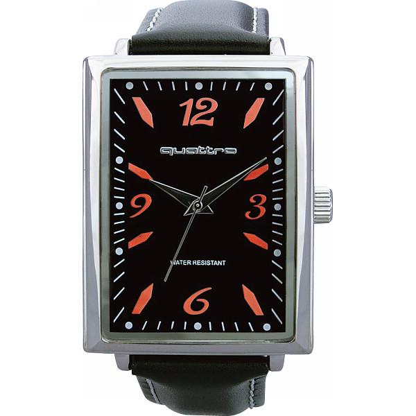 premium selection 8b827 0f744 クワトロ メンズカジュアル腕時計