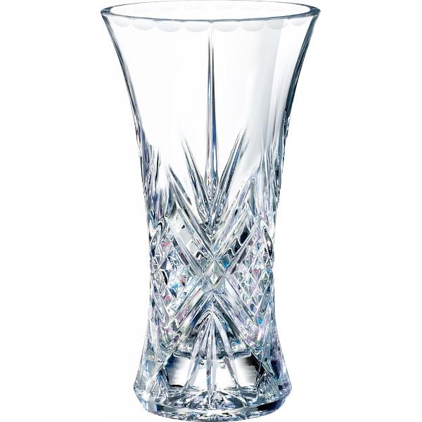 <シャディ> クリスタルダルク マスカレード 花瓶画像
