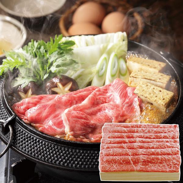 神戸牛 すき焼き用モモ(400g)