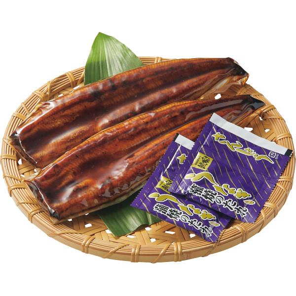 大森淡水 国産うなぎ蒲焼(長焼)2尾
