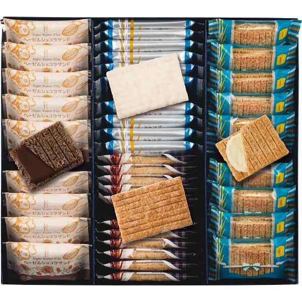 シュガーバターの木 4種詰合せ63袋入