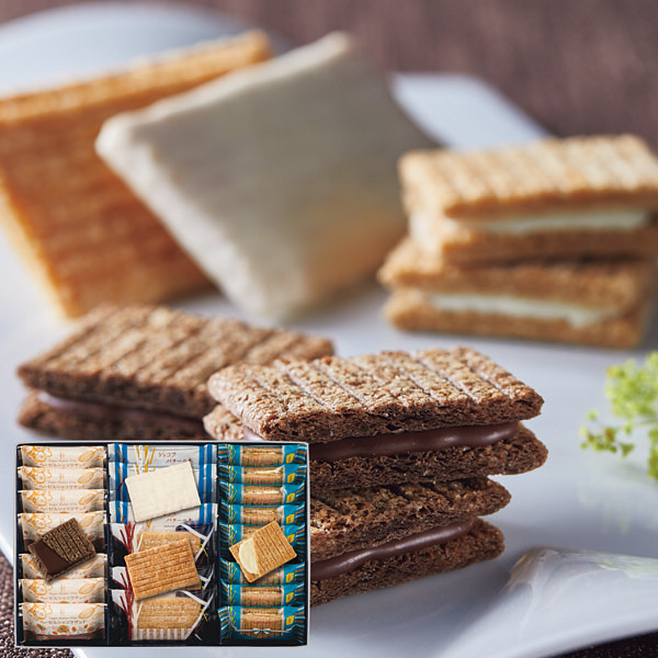 シュガーバターの木 4種詰合せ25袋入