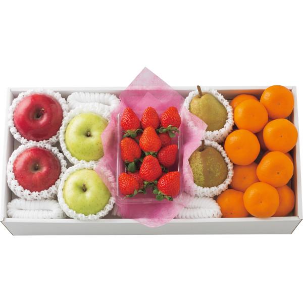 冬のいちごと旬の果物詰合せ