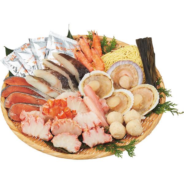 紅ずわいがに入り 海鮮寄せ鍋セット(3~4人前)