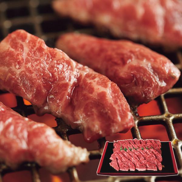 【格之進】門崎熟成肉 焼肉セット(カルビ&モモ)